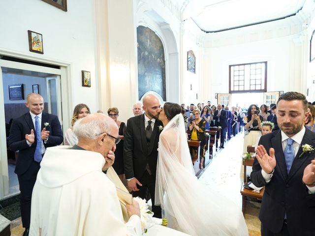 Il matrimonio di Gianmarco e Livia a Napoli, Napoli 36