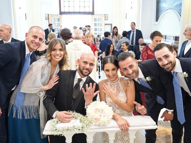 Il matrimonio di Gianmarco e Livia a Napoli, Napoli 37