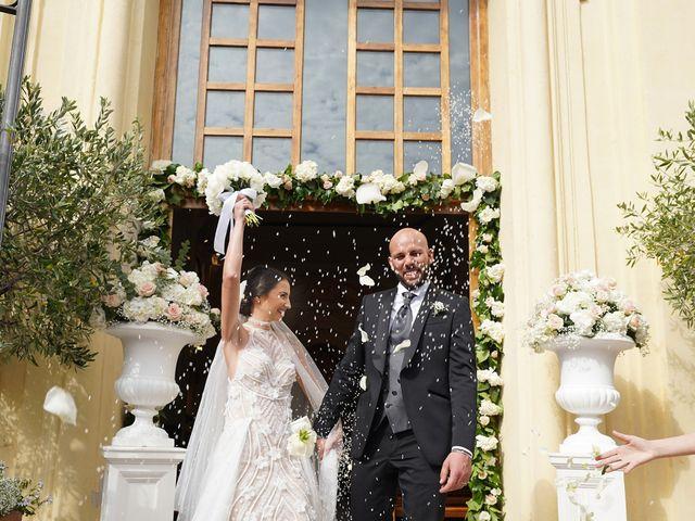 Il matrimonio di Gianmarco e Livia a Napoli, Napoli 38