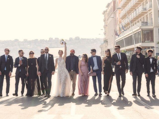 Il matrimonio di Gianmarco e Livia a Napoli, Napoli 40