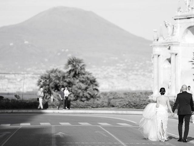 Il matrimonio di Gianmarco e Livia a Napoli, Napoli 41