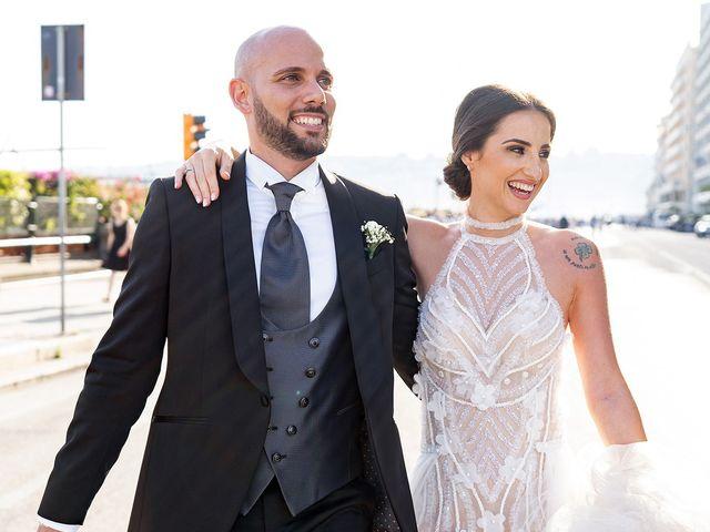 Il matrimonio di Gianmarco e Livia a Napoli, Napoli 44