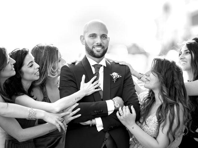 Il matrimonio di Gianmarco e Livia a Napoli, Napoli 46