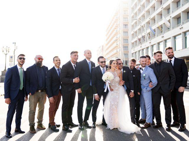 Il matrimonio di Gianmarco e Livia a Napoli, Napoli 47