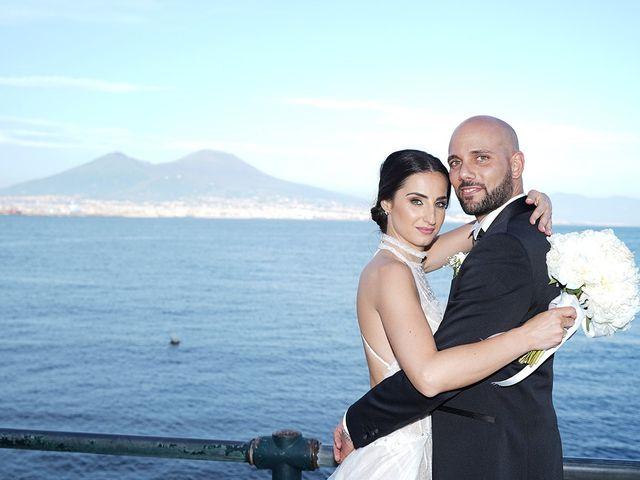 Il matrimonio di Gianmarco e Livia a Napoli, Napoli 1