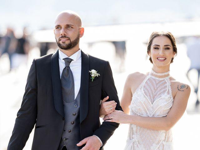 Il matrimonio di Gianmarco e Livia a Napoli, Napoli 59