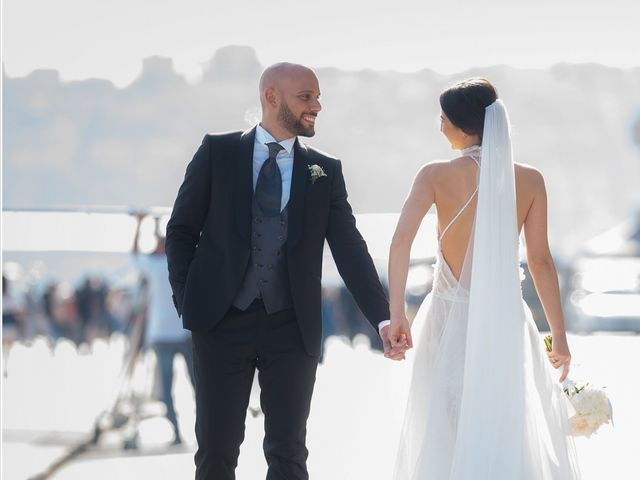 Il matrimonio di Gianmarco e Livia a Napoli, Napoli 61