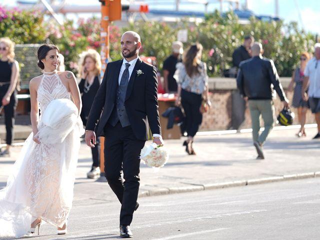 Il matrimonio di Gianmarco e Livia a Napoli, Napoli 62