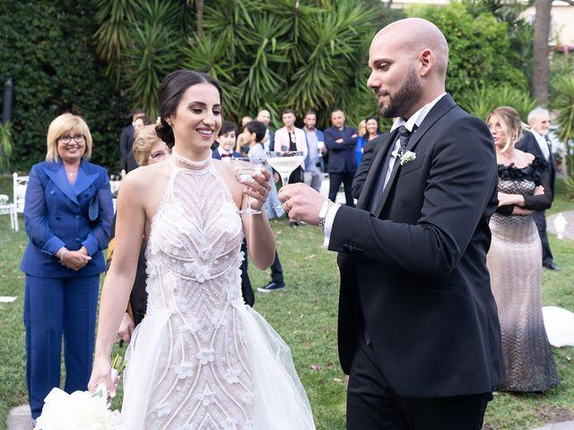 Il matrimonio di Gianmarco e Livia a Napoli, Napoli 65