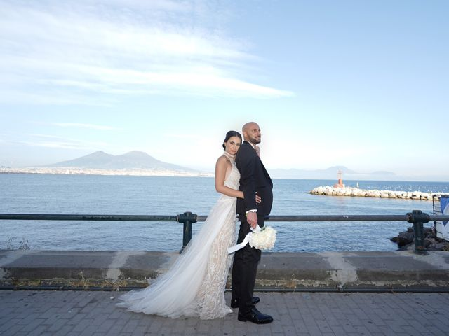 Il matrimonio di Gianmarco e Livia a Napoli, Napoli 66