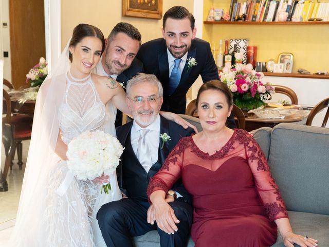 Il matrimonio di Gianmarco e Livia a Napoli, Napoli 73