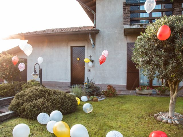 Il matrimonio di Andrea e Miriam a Lazzate, Monza e Brianza 2