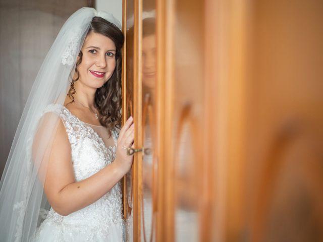 Il matrimonio di Andrea e Miriam a Lazzate, Monza e Brianza 17