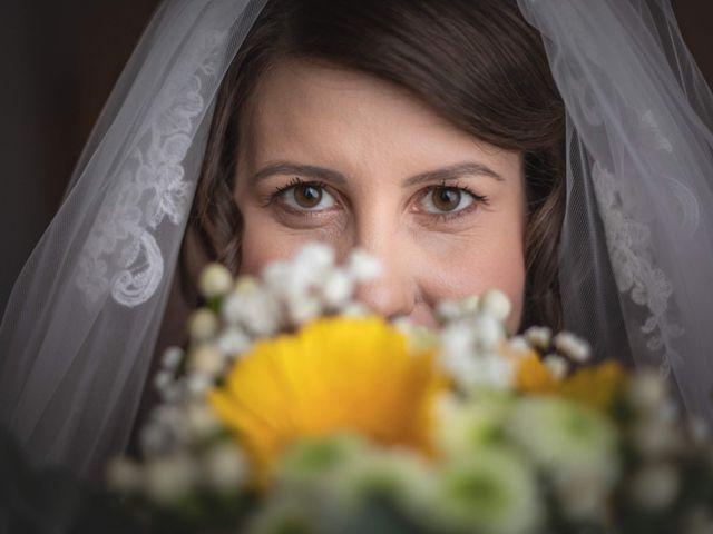 Il matrimonio di Andrea e Miriam a Lazzate, Monza e Brianza 18