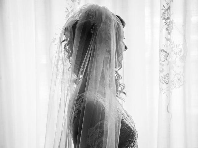 Il matrimonio di Andrea e Miriam a Lazzate, Monza e Brianza 20