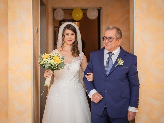 Il matrimonio di Andrea e Miriam a Lazzate, Monza e Brianza 21