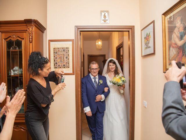 Il matrimonio di Andrea e Miriam a Lazzate, Monza e Brianza 22