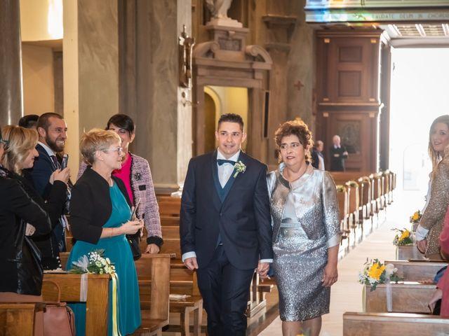 Il matrimonio di Andrea e Miriam a Lazzate, Monza e Brianza 23