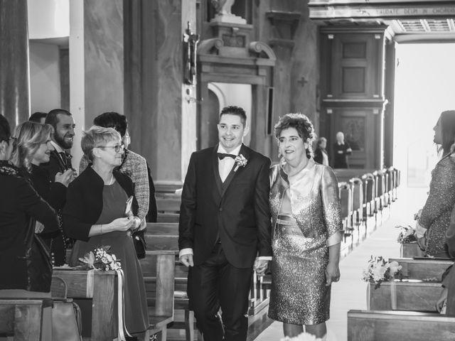 Il matrimonio di Andrea e Miriam a Lazzate, Monza e Brianza 24