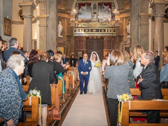 Il matrimonio di Andrea e Miriam a Lazzate, Monza e Brianza 27