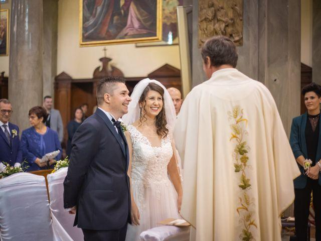 Il matrimonio di Andrea e Miriam a Lazzate, Monza e Brianza 28
