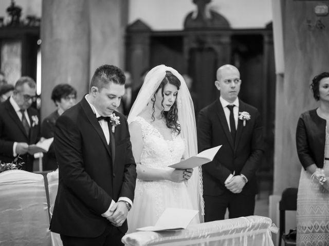 Il matrimonio di Andrea e Miriam a Lazzate, Monza e Brianza 29