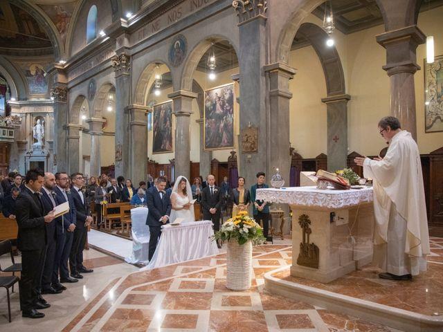 Il matrimonio di Andrea e Miriam a Lazzate, Monza e Brianza 30