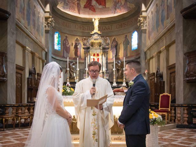 Il matrimonio di Andrea e Miriam a Lazzate, Monza e Brianza 31
