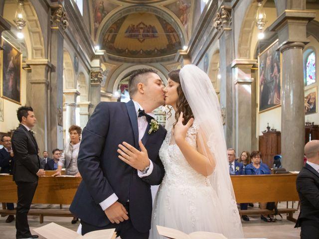 Il matrimonio di Andrea e Miriam a Lazzate, Monza e Brianza 35
