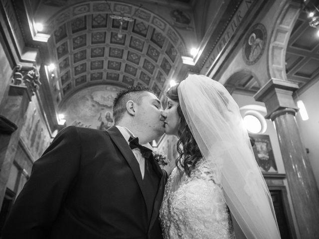 Il matrimonio di Andrea e Miriam a Lazzate, Monza e Brianza 37