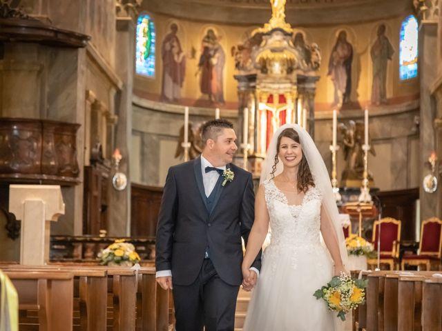 Il matrimonio di Andrea e Miriam a Lazzate, Monza e Brianza 38