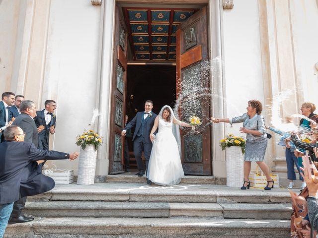 Il matrimonio di Andrea e Miriam a Lazzate, Monza e Brianza 39
