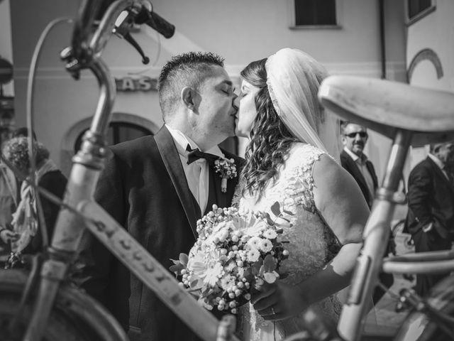 Il matrimonio di Andrea e Miriam a Lazzate, Monza e Brianza 41