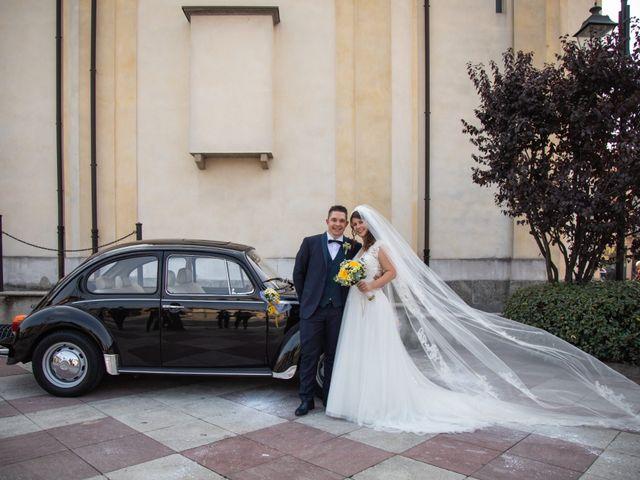 Il matrimonio di Andrea e Miriam a Lazzate, Monza e Brianza 42