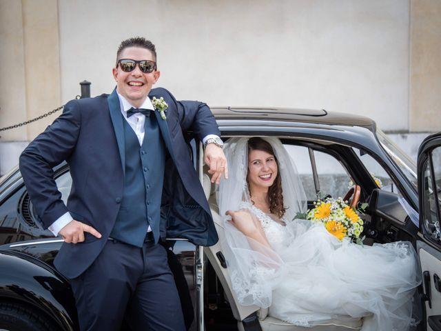 Il matrimonio di Andrea e Miriam a Lazzate, Monza e Brianza 43