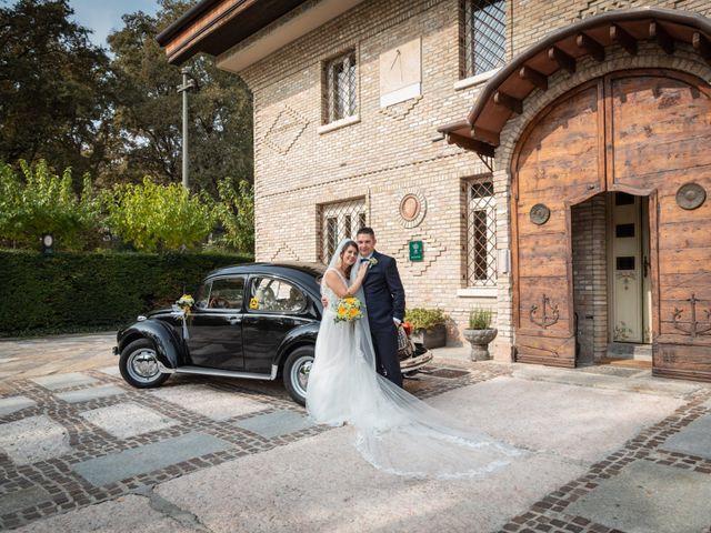 Il matrimonio di Andrea e Miriam a Lazzate, Monza e Brianza 44
