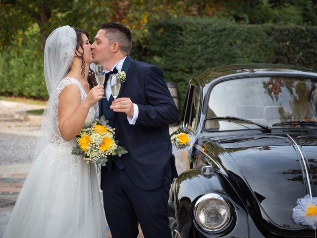 Il matrimonio di Andrea e Miriam a Lazzate, Monza e Brianza 45