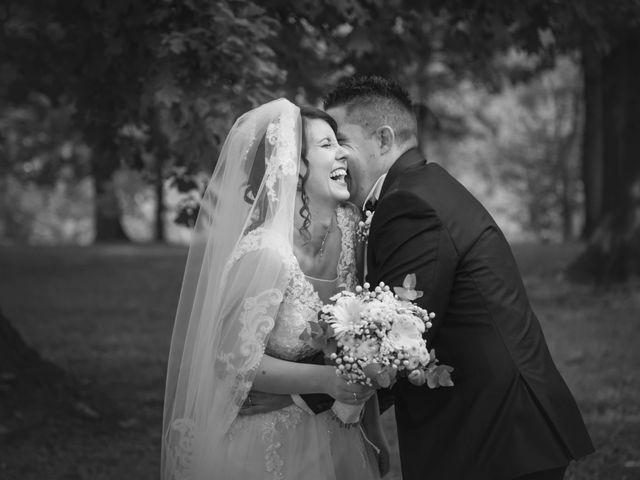 Il matrimonio di Andrea e Miriam a Lazzate, Monza e Brianza 51