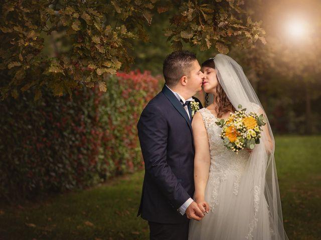 Il matrimonio di Andrea e Miriam a Lazzate, Monza e Brianza 52