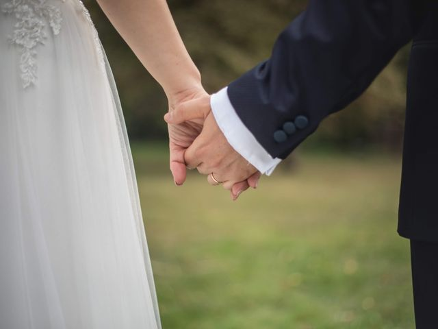 Il matrimonio di Andrea e Miriam a Lazzate, Monza e Brianza 53
