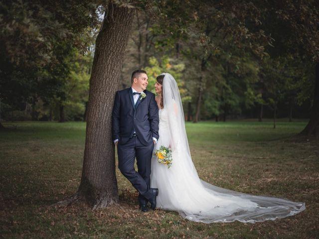 Il matrimonio di Andrea e Miriam a Lazzate, Monza e Brianza 54