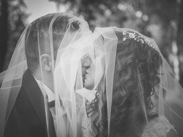 Il matrimonio di Andrea e Miriam a Lazzate, Monza e Brianza 55