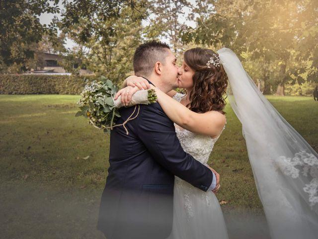 Il matrimonio di Andrea e Miriam a Lazzate, Monza e Brianza 56