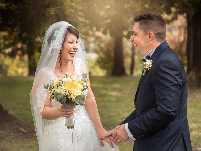 Il matrimonio di Andrea e Miriam a Lazzate, Monza e Brianza 1
