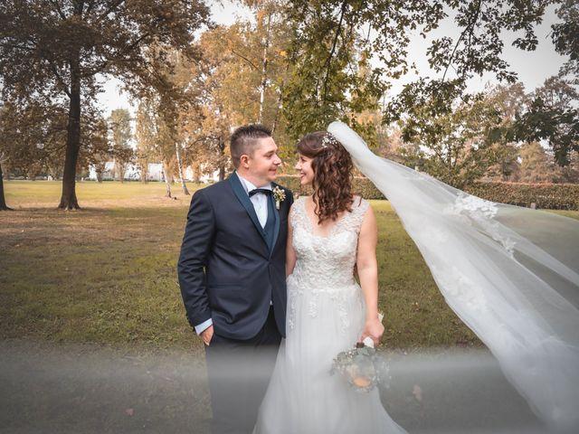 Il matrimonio di Andrea e Miriam a Lazzate, Monza e Brianza 57