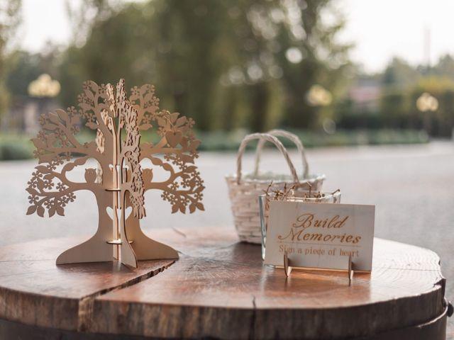 Il matrimonio di Andrea e Miriam a Lazzate, Monza e Brianza 62