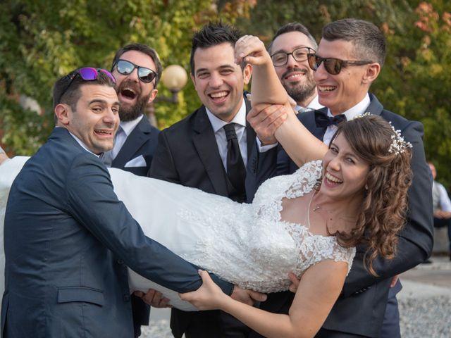 Il matrimonio di Andrea e Miriam a Lazzate, Monza e Brianza 68