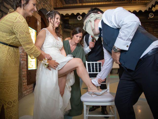 Il matrimonio di Andrea e Miriam a Lazzate, Monza e Brianza 69