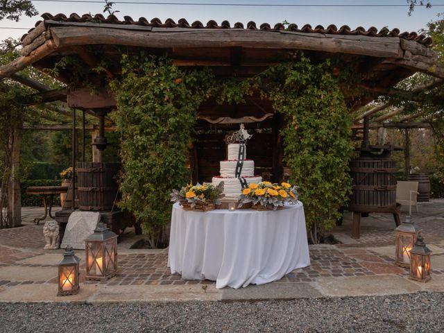 Il matrimonio di Andrea e Miriam a Lazzate, Monza e Brianza 77