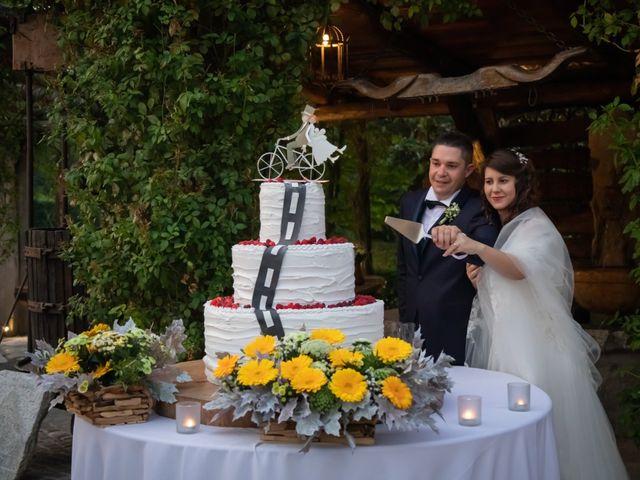 Il matrimonio di Andrea e Miriam a Lazzate, Monza e Brianza 79